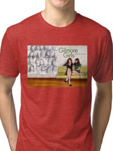 Gilmore girls - a year in the life - netflix series Tri-blend T-Shirt