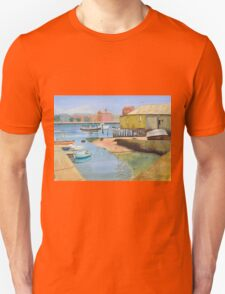 Port Adelaide Sailing Club - McLawrie's Boat Shed - 2004 T-Shirt