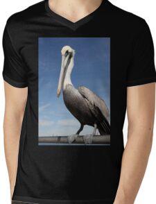 Pelican Mens V-Neck T-Shirt