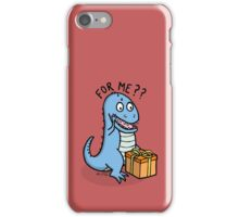 FOR ME?? iPhone Case/Skin