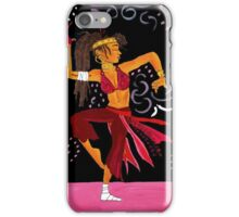 Sustah Girl Brazilian Dancer iPhone Case/Skin