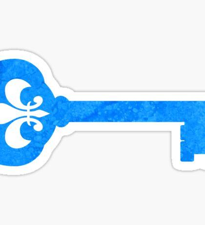 Kappa Key Sticker
