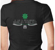 Lewa - I am a Toa Hero Womens Fitted T-Shirt