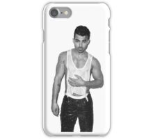 Joe Jonas Shower iPhone Case/Skin