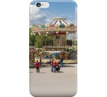Le Carrousel, Paris, France iPhone Case/Skin