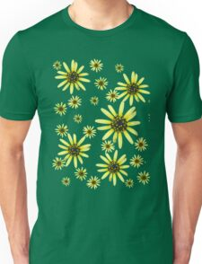 Yellow Daisy Unisex T-Shirt