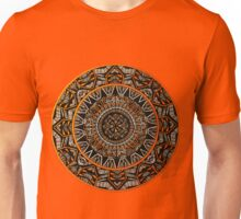 Inferno Mandala Unisex T-Shirt