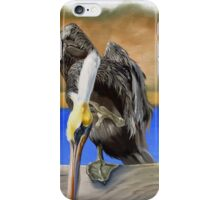 What Pelicans Do (3) iPhone Case/Skin