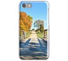 Bluebird Drive iPhone Case/Skin
