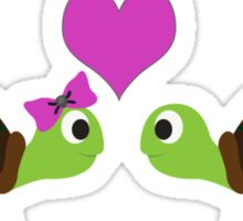Turtle Love Sticker