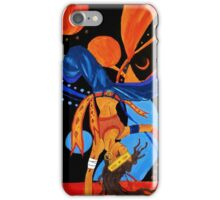 Sustah Girl Capoiera iPhone Case/Skin