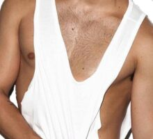 Joe Jonas halfway shirtless Sticker