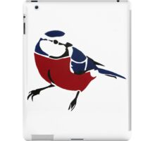 Graffiti Robin iPad Case/Skin