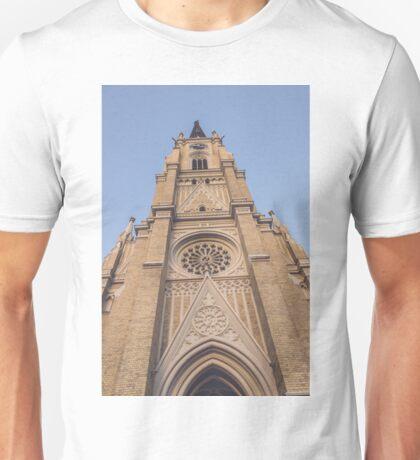 Catholic Church Unisex T-Shirt