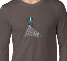 Anti-Illuminati Long Sleeve T-Shirt