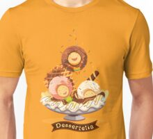 Banana Split - Dessertelia Unisex T-Shirt