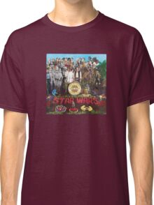 Peppers (vinyl square version) Classic T-Shirt