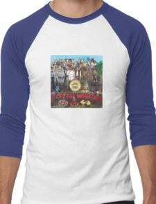 Peppers (vinyl square version) Men's Baseball ¾ T-Shirt