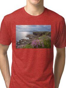 Muckross Head, Co. Donegal Tri-blend T-Shirt