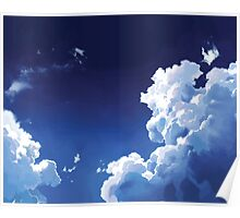 CLOUDS // SHELTER Poster