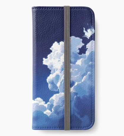 CLOUDS // SHELTER iPhone Wallet/Case/Skin