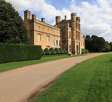 Main Entrance to Coughton Court by John Dalkin