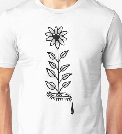 Mark C. Merchant brand illustration Unisex T-Shirt