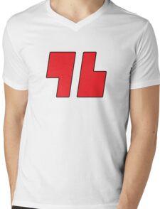 Red's '96 Tee Mens V-Neck T-Shirt