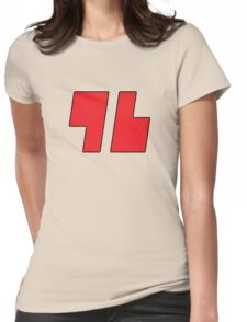 Red's '96 Tee Womens Fitted T-Shirt