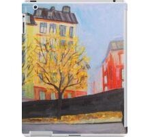 Stockholm Gamla Stan iPad Case/Skin