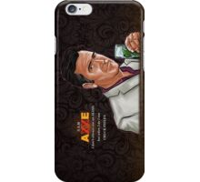 Chuck Finley iPhone Case/Skin