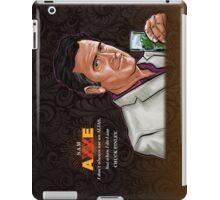 Chuck Finley iPad Case/Skin
