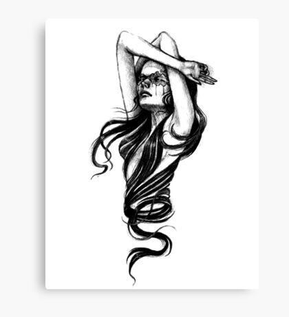 Dejinn Canvas Print