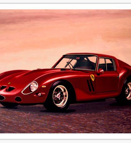 Ferrari 250 GTO Painting Sticker