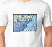 Zodiac Astrology Sign - Aquarius Unisex T-Shirt