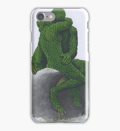 The Kiss Topiary 2012 iPhone Case/Skin