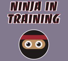 Ninja in Training Kids Tee