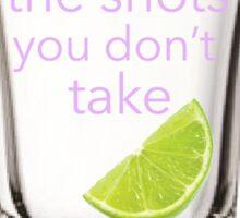 Shots Sticker