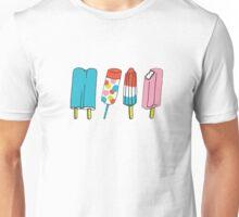 Popsicles  Unisex T-Shirt