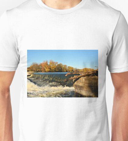 Marble Rock Autumn Unisex T-Shirt