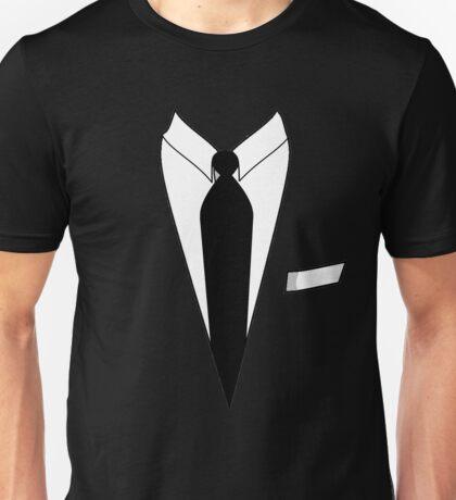 Suit Unisex T-Shirt