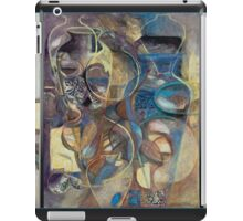 Visible Traces (Remnants of Presence) iPad Case/Skin