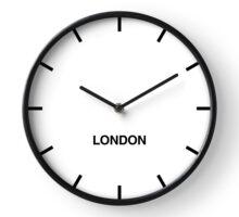 Newsroom Wall Clock London Clock