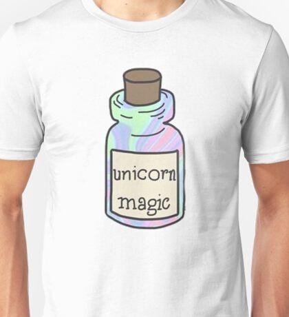 unicorn magic Unisex T-Shirt