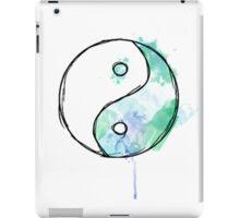 gradient ying/yang iPad Case/Skin