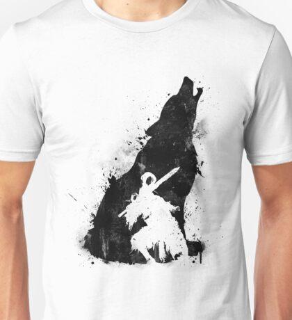Abyss Warrior VERSION BLACK Unisex T-Shirt