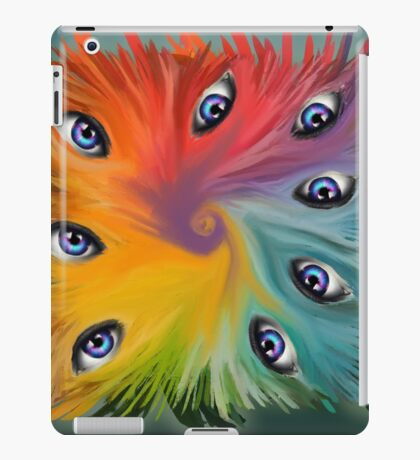 The Eyes are Watching You iPad Case/Skin