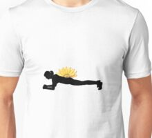 Banana plank Unisex T-Shirt
