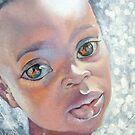 Boy with Reflection by Tatyana Binovskaya