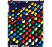 Stained Glass Rainbow iPad Case/Skin